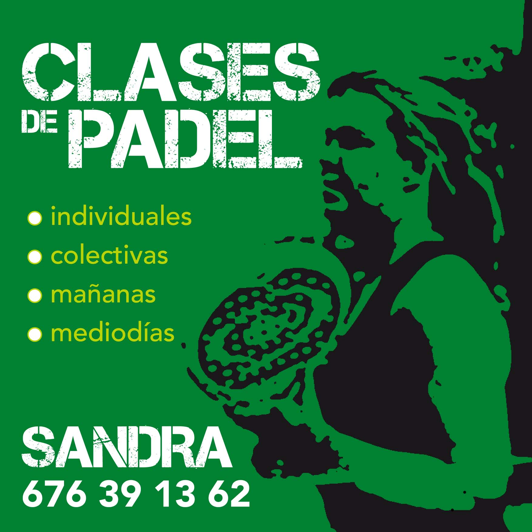clases particulares pádel